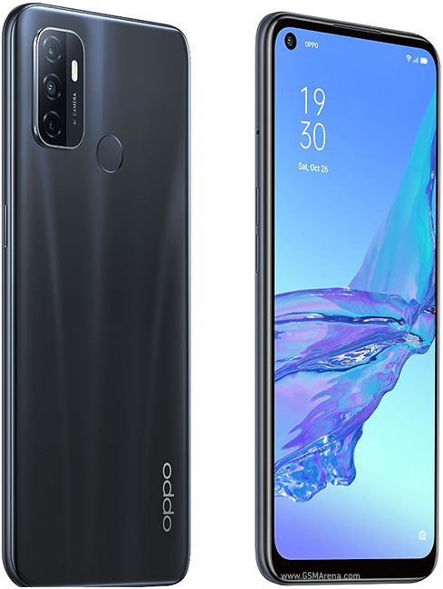 oppo a53 4gb ram mobile